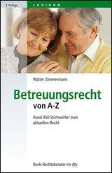 Betreuungsrecht von A-Z