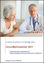 Gesundheitsmonitor 2011