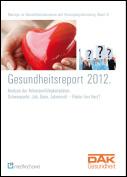 DAK Gesundheitsreport 2012