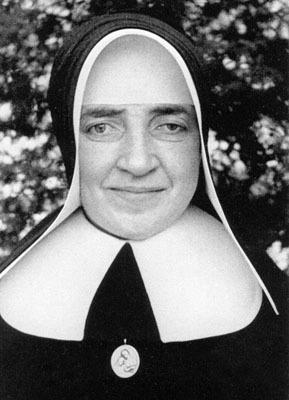 Schwester Maria Üffing