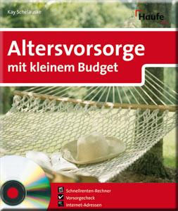Altersvorsorge mit kleinem Budget