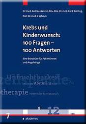 Krebs und Kinderwunsch